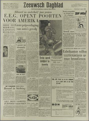 Zeeuwsch Dagblad 1962-03-08