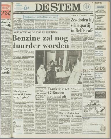 de Stem 1983-04-06