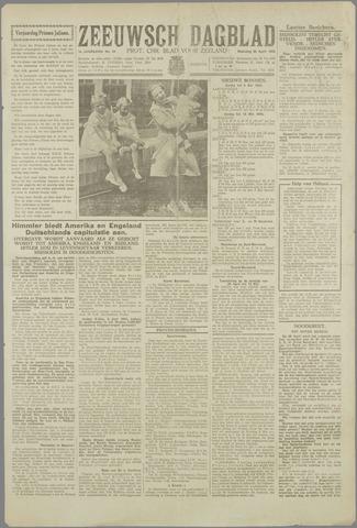 Zeeuwsch Dagblad 1945-04-30