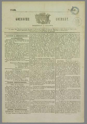 Goessche Courant 1850-08-15