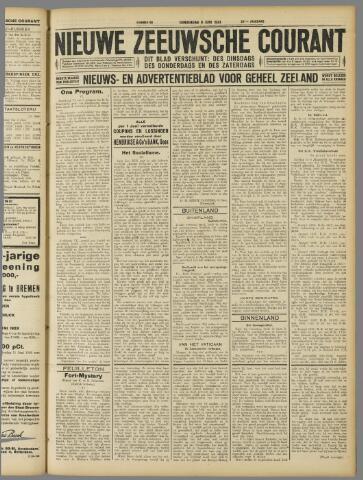 Nieuwe Zeeuwsche Courant 1929-06-06