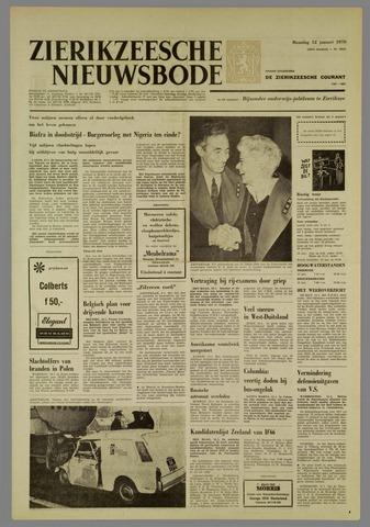 Zierikzeesche Nieuwsbode 1970-01-12