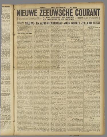 Nieuwe Zeeuwsche Courant 1924-09-16