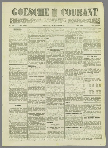Goessche Courant 1932-11-14