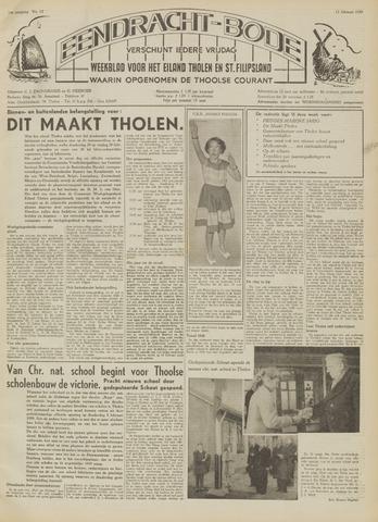 Eendrachtbode (1945-heden)/Mededeelingenblad voor het eiland Tholen (1944/45) 1959-02-13