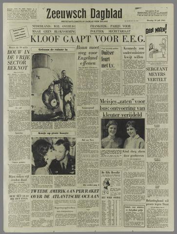 Zeeuwsch Dagblad 1961-07-18
