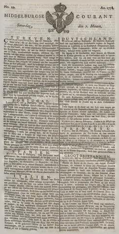 Middelburgsche Courant 1778-03-07