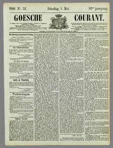 Goessche Courant 1896-05-05