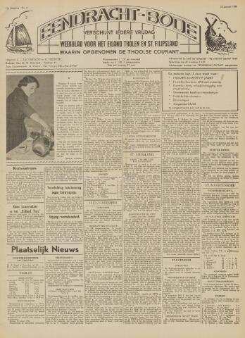 Eendrachtbode (1945-heden)/Mededeelingenblad voor het eiland Tholen (1944/45) 1959-01-16