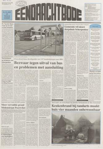 Eendrachtbode (1945-heden)/Mededeelingenblad voor het eiland Tholen (1944/45) 1999-06-10