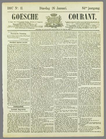 Goessche Courant 1897-01-26