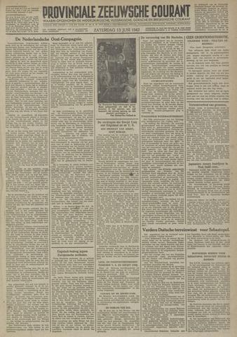 Provinciale Zeeuwse Courant 1942-06-13