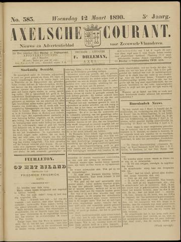 Axelsche Courant 1890-03-12