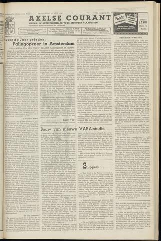 Axelsche Courant 1956-07-25