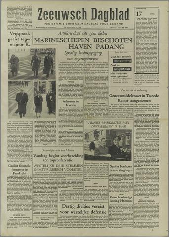 Zeeuwsch Dagblad 1958-04-17