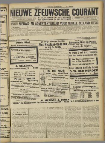 Nieuwe Zeeuwsche Courant 1924-12-02