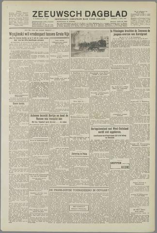 Zeeuwsch Dagblad 1949-11-15
