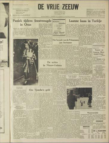 de Vrije Zeeuw 1962-07-06