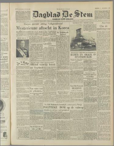 de Stem 1950-11-07