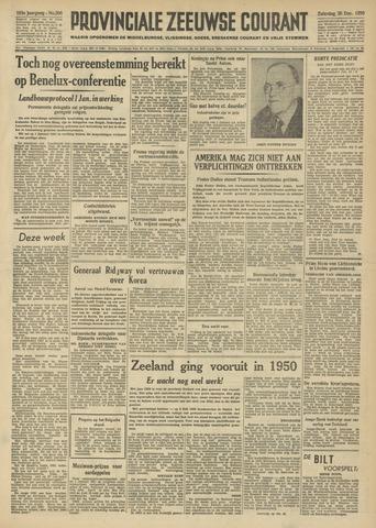 Provinciale Zeeuwse Courant 1950-12-30