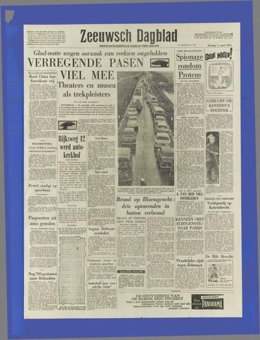 Zeeuwsch Dagblad 1961-04-04