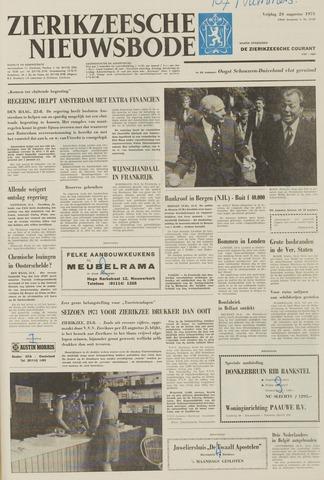 Zierikzeesche Nieuwsbode 1973-08-24