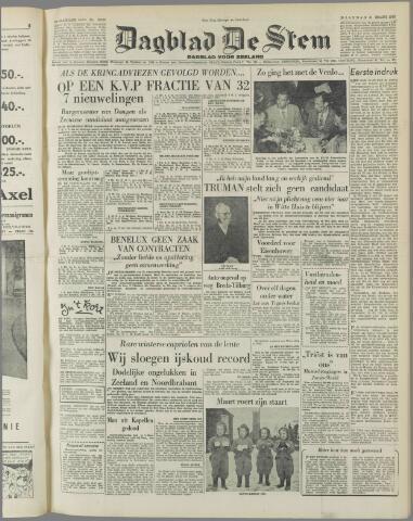 de Stem 1952-03-31