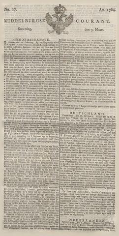 Middelburgsche Courant 1764-03-03