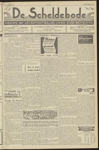 Scheldebode 1962-09-21