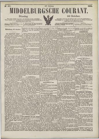 Middelburgsche Courant 1899-10-24