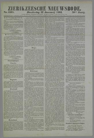 Zierikzeesche Nieuwsbode 1882-01-12