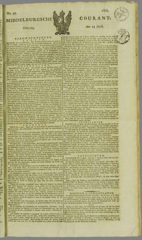 Middelburgsche Courant 1824-04-13