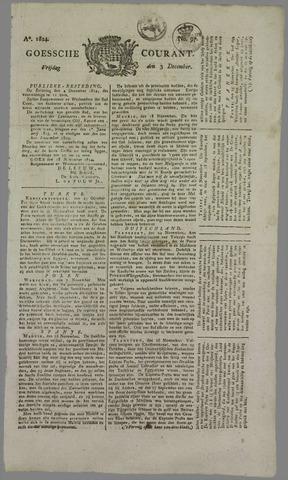 Goessche Courant 1824-12-03