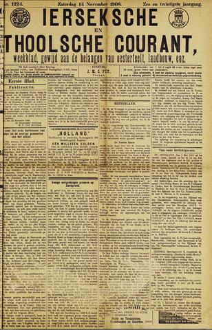 Ierseksche en Thoolsche Courant 1908-11-14