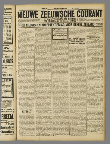 Nieuwe Zeeuwsche Courant 1928-12-04
