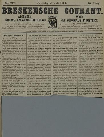 Breskensche Courant 1904-07-27