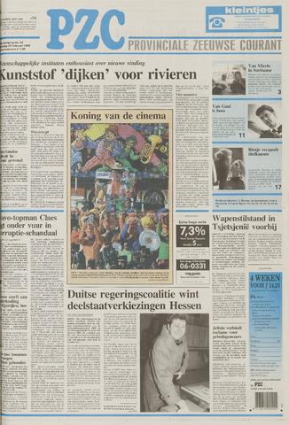 Provinciale Zeeuwse Courant 1995-02-20