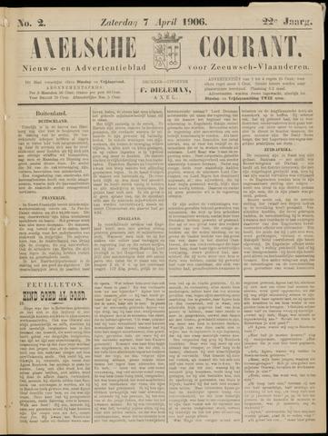 Axelsche Courant 1906-04-07