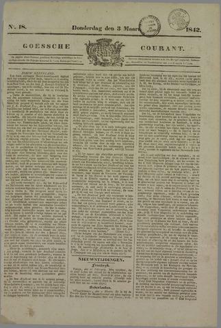 Goessche Courant 1842-03-03