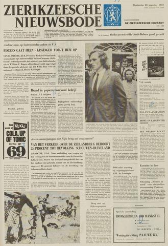 Zierikzeesche Nieuwsbode 1973-08-23