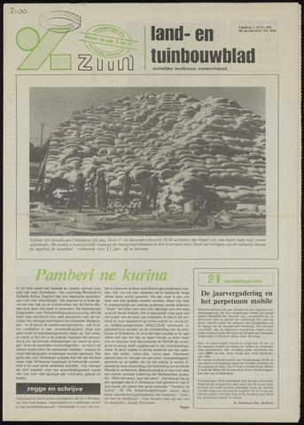 Zeeuwsch landbouwblad ... ZLM land- en tuinbouwblad 1990-06-01