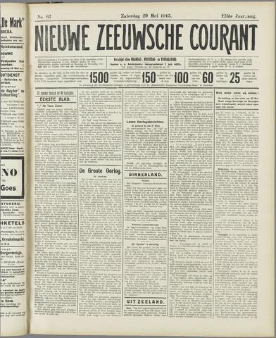 Nieuwe Zeeuwsche Courant 1915-05-29