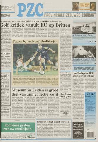 Provinciale Zeeuwse Courant 1996-05-23