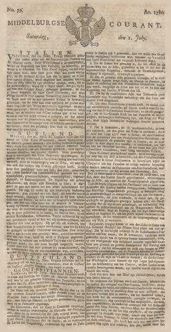 Middelburgsche Courant 1780-07-01