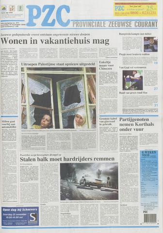 Provinciale Zeeuwse Courant 2000-11-15