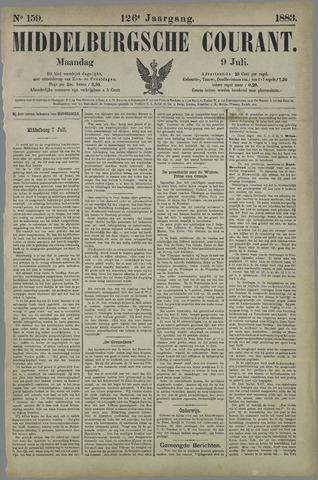 Middelburgsche Courant 1883-07-09