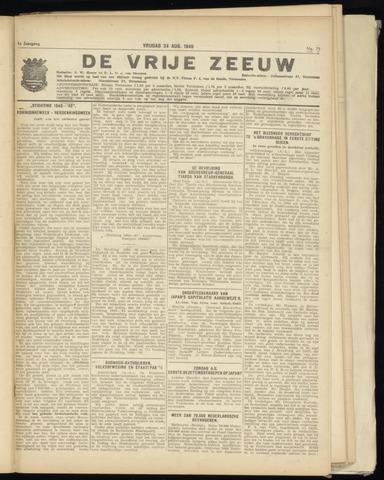de Vrije Zeeuw 1945-08-24