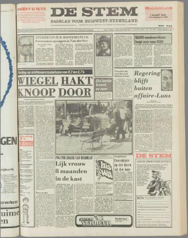 de Stem 1979-03-07