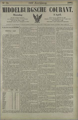 Middelburgsche Courant 1882-04-03