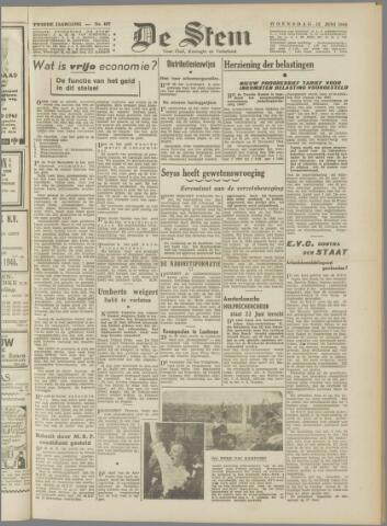 de Stem 1946-06-12
